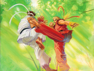 Ryu-ken-fight