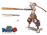 SB2 Musashi Wallpaper