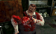 RE2 Irons Death