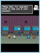 Mega Man Rush Marine screen shot 06