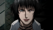Lady - Devil May Cry anime Episode 2 - face