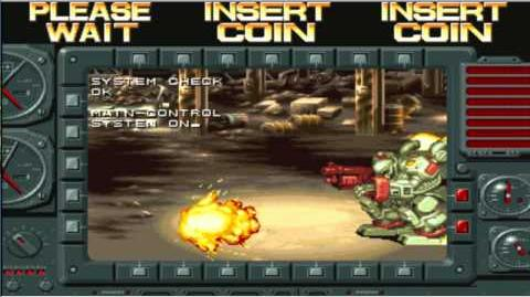 Armored Warriors (ARCADE) HD