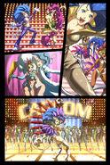 Capcom Fighting Evolution - Felicia Ending