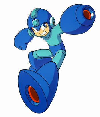 Complete Works Mega Man