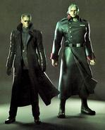 Wesker&Vladimir