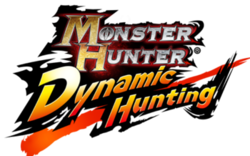 Monster Hunter Dynamic Hunting Logo