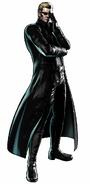UMvC3 Albert Wesker
