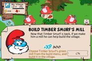 Smurf's Village screen shot 02