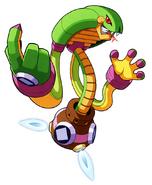 SnakeMan EXE