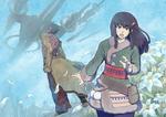 Asura and Girl