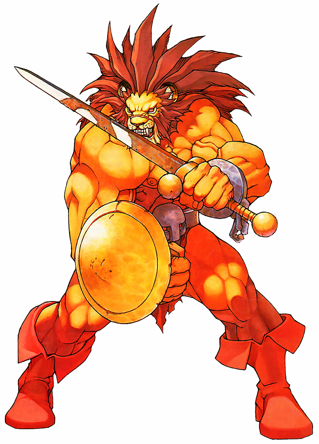 Leo | Capcom Database | FANDOM powered by Wikia