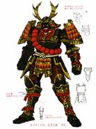 SB4 Tadakatsu Alt Costume