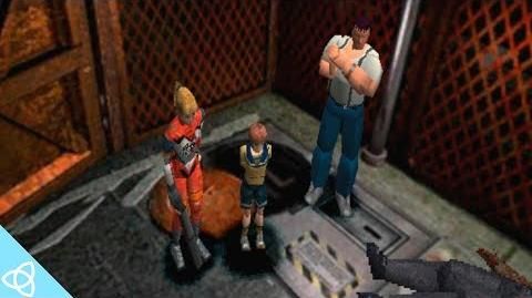 Resident Evil 2 Early Prototype - Elza Walker and Leon Gameplay Biohazard 1.5
