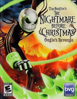 The Nightmare Before Christmas; Oogie's Revenge
