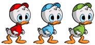 DuckTalesHueyDewey&Louie