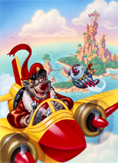 TaleSpin key art