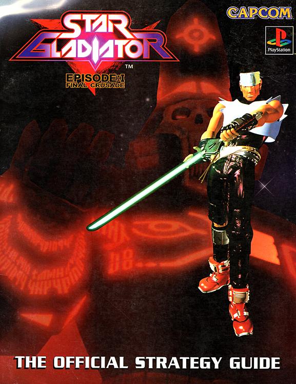 1998 Capcom Star Gladiator 2 Jp Video Flyer Wide Varieties Arcade Gaming