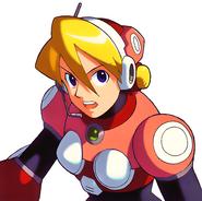 Mega Man X6 Alia