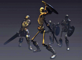 Dragons Dogma Skeletons