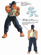 SSFIV Ryu Alt Costume
