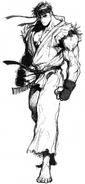 SSF2T-Ryu2