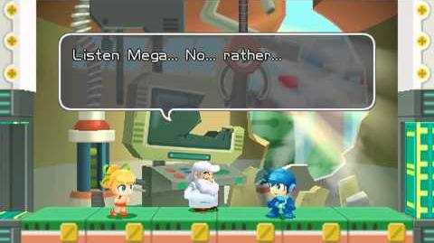 PSP - MegaMan Powered Up Intro (HD)