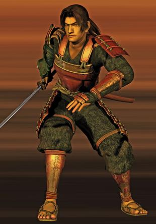 Samanosuke Render