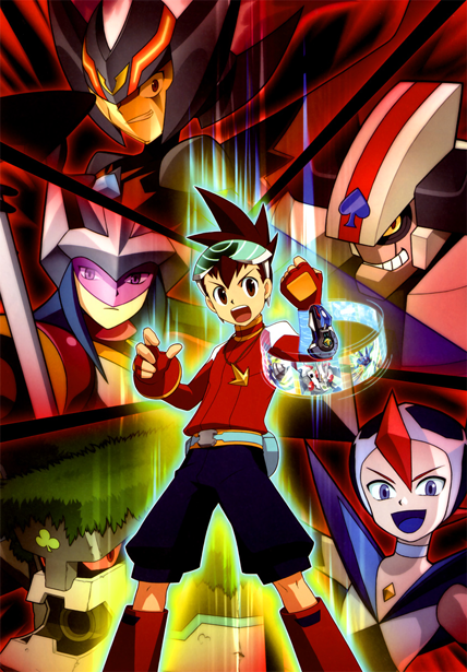 Mega man star force 3 capcom database fandom powered by wikia