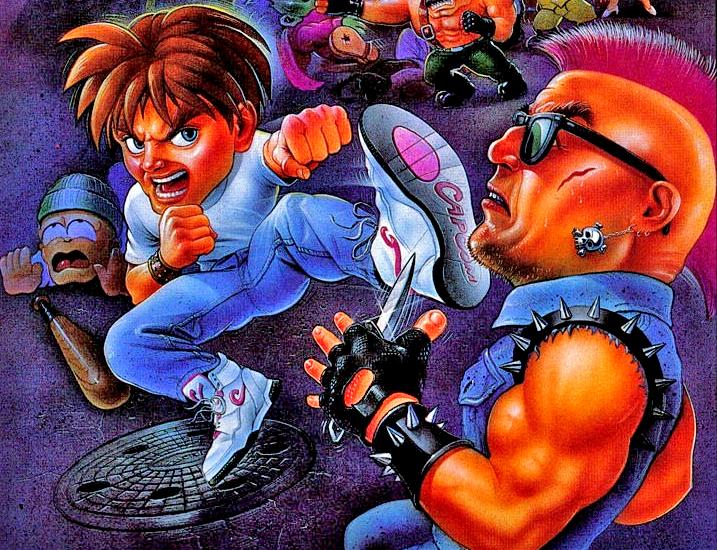 Mighty Final Fight Capcom Database Fandom