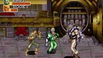 SNES Captain Commando