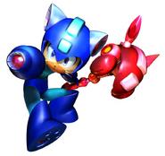 MH4U Mega Man Collaboration