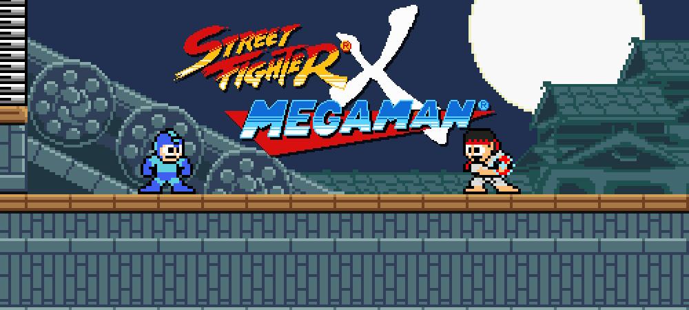 Street Fighter X Mega Man | Ca...