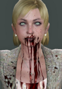Dead Rising Jessica Zombified
