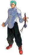 Plasma Sword Black Hayato