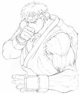 SSF2-RyuSketch4