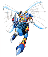 MMX3 Blast Hornet