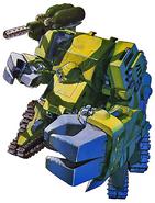 Cyberbots GP-N1 GULDIN