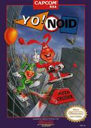 Yo! Noid NES cover