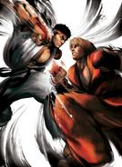 SFIV-Ryu&Ken