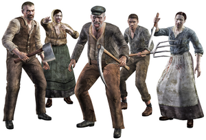 RE4Villagers