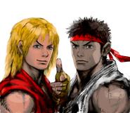 3S-Ken&Ryu
