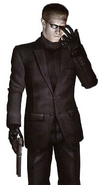 RE4MercenariesWesker