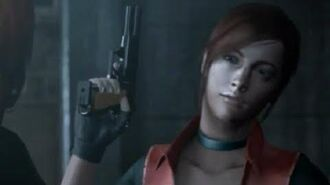 Resident Evil-CLAIRE CHAINSAW