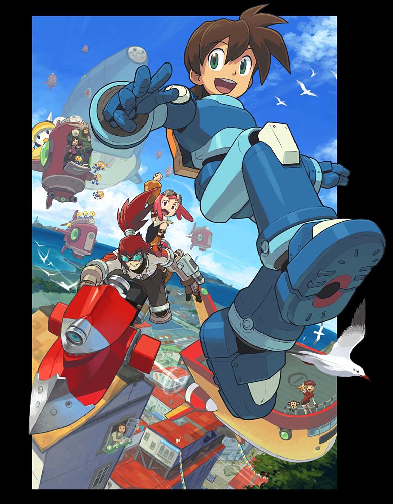 Mega Man Legends  Capcom Database FANDOM powered by