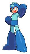 Cannon Spike Mega Man