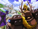 Ieyasu and Tadakatsu