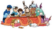 Kinu Nishimura Capcom Heroines