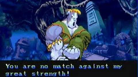 Darkstalkers The Night Warriors Win Quotes