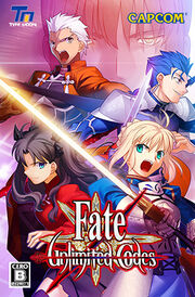 Fate Unlimited Codes Cover