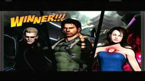 Ultimate Marvel vs. Capcom 3 - Chris Jill Wesker Playthrough (Request)-1